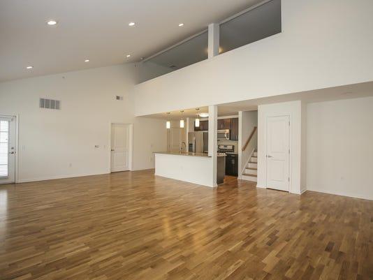 The Hillside Club living room 2