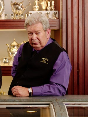 Richard Harrison of the reality TV series 'Pawn Stars' has died.