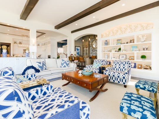 A look inside the Schell Home on Blackpool Road, which is on the Rehoboth Art League's 68th Annual Cottage Tour that runs July 11-12 from 10 a.m. to 3 p.m.