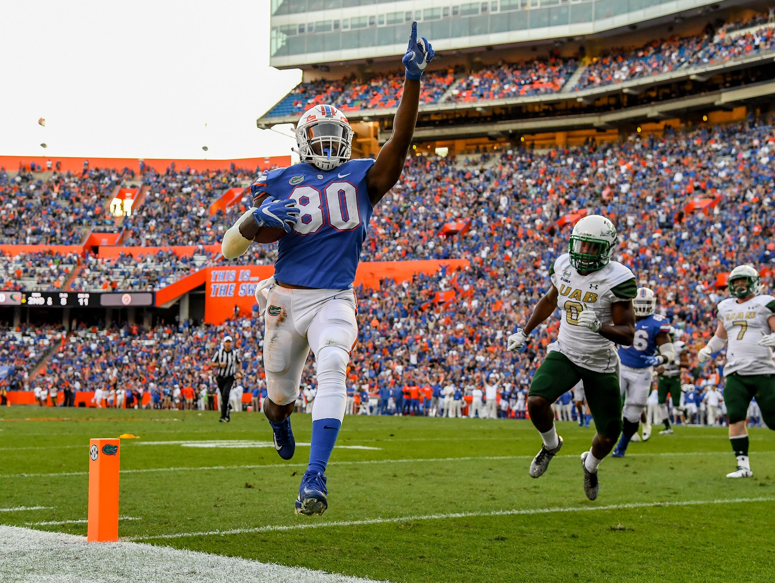 Florida can stop Florida State from making a bowl game by defeating the Seminoles on Saturday.