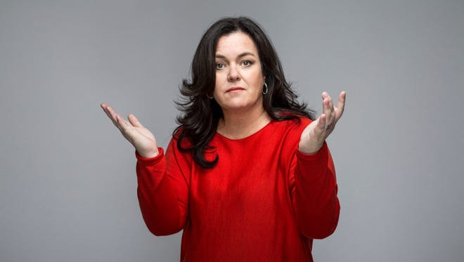 10/10/2013 - Nyack, New York. American comedienne Rosie O Donnell photographed at her home in Nyack, New York.