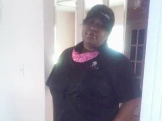 Tamara Sword, 32, was gunned down at a Westside gas station in August. She was the daughter of Andrew Holmes, a well-known Chicago community activist.