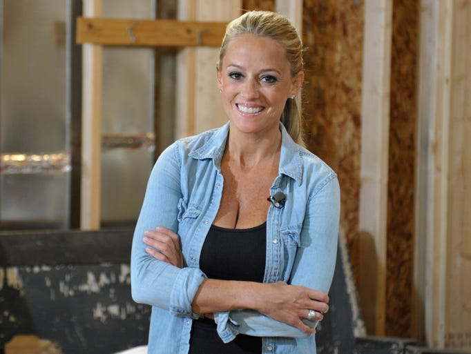 HGTV star Nicole Curtis, a Lake Orion native, says