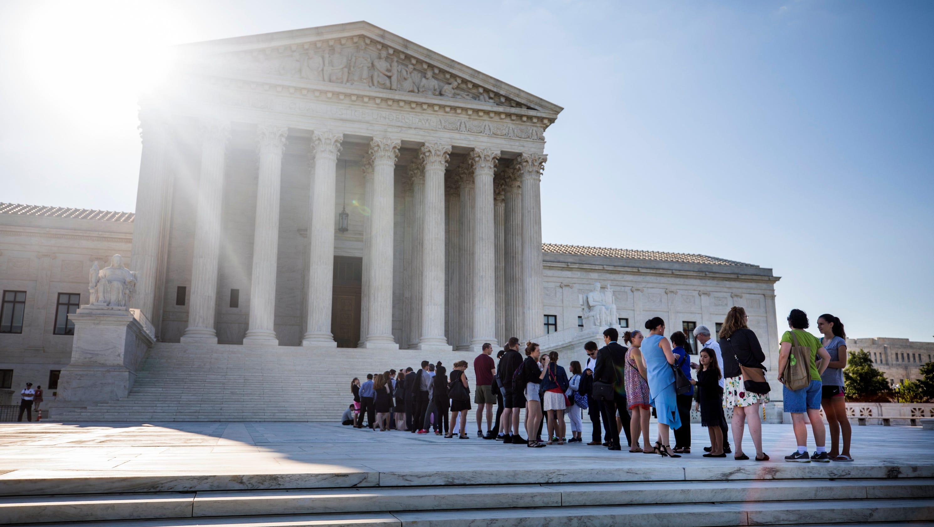 Travel Ban Court Opinion
