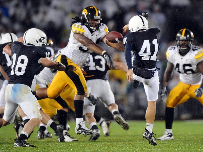 One of the most famous plays in the Kirk Ferentz era,