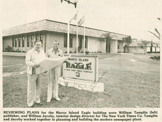 The Marco Eagle has been located at 579 E. Elkcam Circle on Marco Island, Fla. since 1968. On Sept. 10, 2017, Hurricane Irma destroyed the building.