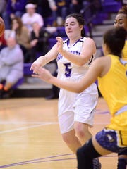 Olivia Baptista of Fremont Ross impacts games as much with leadership as shooting.