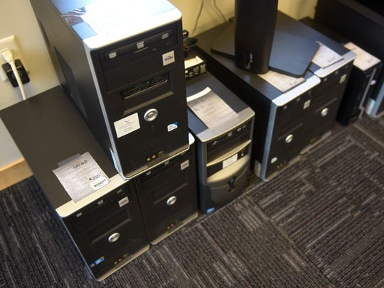 Refurbished computers are available Monday, Oct. 16,
