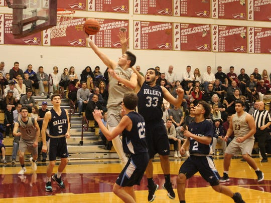 Wayne Hills' Joey Belli scored his 1,000th career point in a win over Fair Lawn.