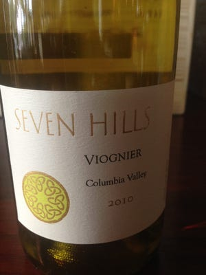 Seven Hills, Viognier 2010, Columbia Valley