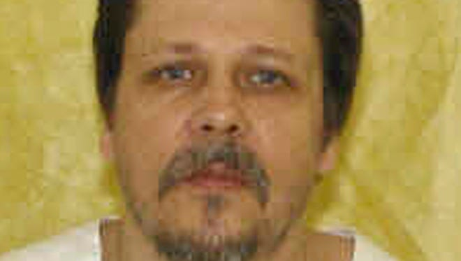 Dennis McGuire, a condemned Ohio killer, was put to death using a lethal injection method never-tried in the U.S.