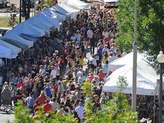 Sidewalk Arts Festival celebrating 55 years in Sioux Falls