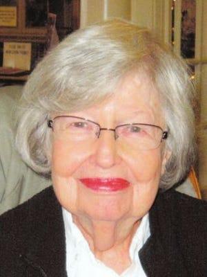 Virginia Lee Griffis