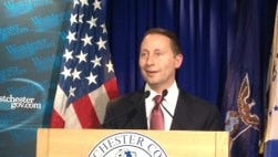 Westchester County Executive Rob Astorino will present his sixth no-tax increase budget on Friday.