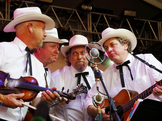 Jerry Douglas presents Earls of Leicester, 2015 Bonnaroo Music and Arts Festival