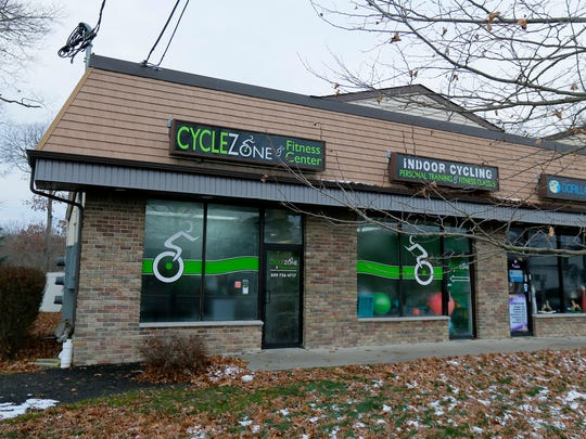 Exterior of Cyclezone & Fitness Center in Forked River,