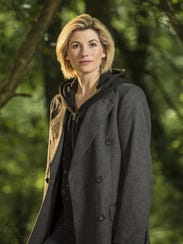 In a Christmas special, Jodie Whittaker will take over