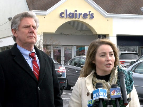 Congressman Frank Pallone (D-NJ) is joined by Emily