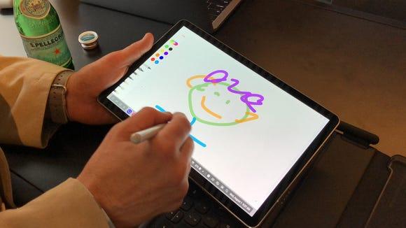 Samsung S New Galaxy Tab S4 Takes On Ipad Pro Laptops