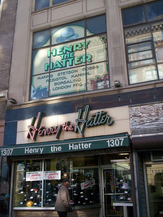 Rent too high  Henry the Hatter to close c17ccf499035