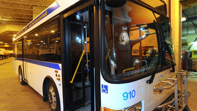 Fond du Lac Area Transit's ridership has increased more than any other bus system in the state, according to a report from the Legislative Fiscal Bureau.