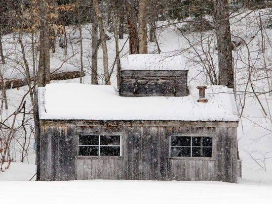 snow New Hampshire