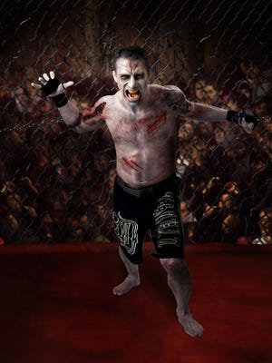 "Nate Quarry, creator of ""Zombie Cage Fighter"" and former UFC fighter, will present during the Northwest Comic Talks on April 23."