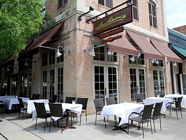 Jackson's Steakhouse.