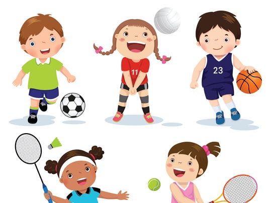 Sports and kids