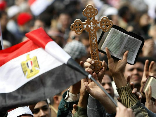 In Egypt, atheists considered a 'dangerous development'