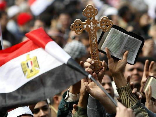 AFP EGYPT-POLITICS-UNREST-RELIGION I CIU EGY -