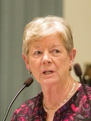Sen. Karen Peterson, a Stanton Democrat, is sponsoring