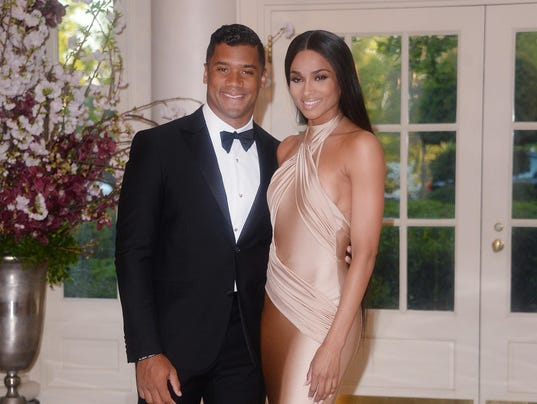 FILE: Ciara And Russell Wilson Are Married President Obama And First Lady Host State Dinner For Japanese PM Shinzo Abe And Akie Abe
