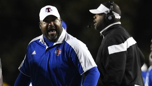 Tennessee State remained No. 25 in two polls released Monday.