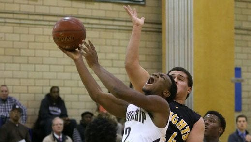 Leadership guard Ty-Meek Mackie and the Lions have won six games in a row, including this matchup last week against McQuaid