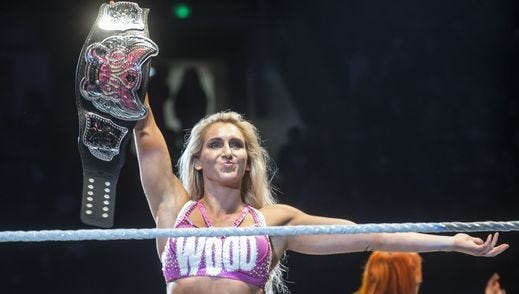 Will Charlotte Flair add being the first women's Money in the Bank ladder match winner to her already impressive resume.