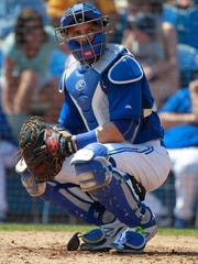 Blue Jays catcher Russell Martin says one ball/strike