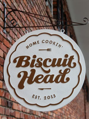 The Asheville-based restaurant, Biscuit Head, is expanding to Greenville next year.