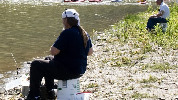 If you like to fish in the Chemung River, you might