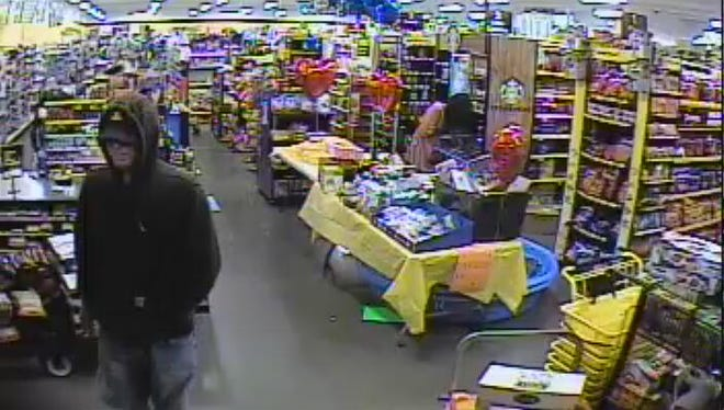 Police are hoping someone can identify the man who robbed the Dollar General on Medical Center Parkway. Anyone with information should call Crime Stoppers at 615-893-STOP (7867).