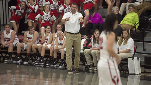 Pisgah coach Brandon Holloway and the Black Bears are part of this week's NCPreps.com basketball polls.
