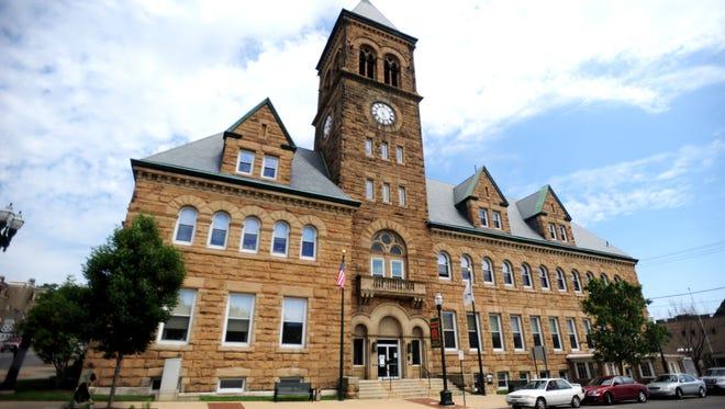 Lancaster City Hall.