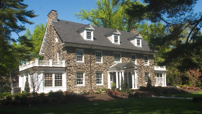 2006 photo of Woodbury, N.J., home bought for bishop of the Diocese of Camden.