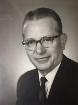 Former Henderson County Judge Eugene Chaney