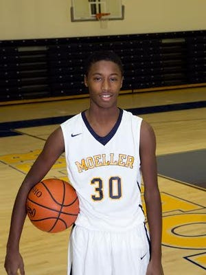 Moeller 2018 point guard Isaiah Payton received his first offer Tuesday night.