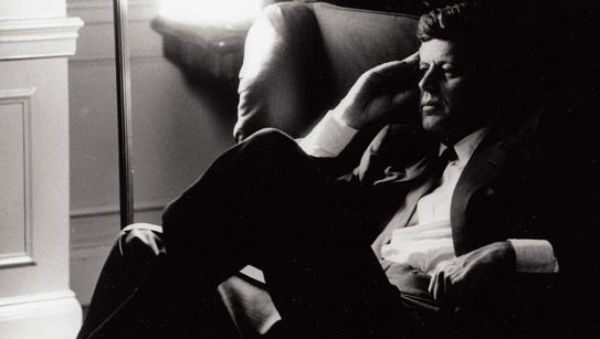 President John F. Kennedy was assassinated in Dallas