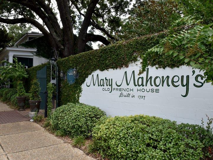 Heavily damaged during Katrina, Mary Mahoney's is still