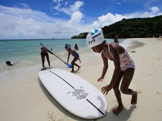 Palau Sunscreen Ban