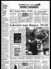 Battle Creek Sports History: Week of Jan. 25, 1997