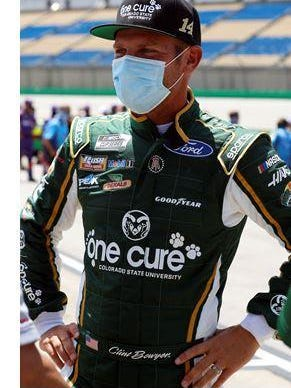 Emporia native Clint Bowyer will be back at his home track, Kansas Speedway, for Thursday's Super Start Batteries 400 NASCAR Cup Series race, but Bowyer knows this visit will be much different due to the coronavirus pandemic.